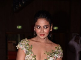 Kannada Actress Parul Yadav spotted at SIIMA Awards 2017.