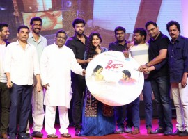 Telugu movie Fidaa music launch event held at Hyderabad on 10th July 2017.
