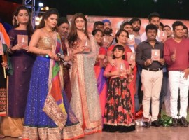 Kannada movie Mass Leader audio launch function held in Bangalore on 10th July 2017. Celebs like Nandamuri Balakrishna, Jaggesh, Shiva Rajkumar, Puneeth Rajkumar, Rragini Dwivedi, Pranitha Subhash, Loose Mada Yogesh and others graced the event.