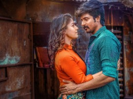 Velaikkaran is a Tamil action thriller movie written and directed by Mohan Raja and produced by RD Raja. Starring Sivakarthikeyan and Nayanthara in the lead role.