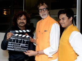 Since many years ace photographer and videographer Paresh Mehta has been heading megastar Amitabh Bachchan's personal Photo-video team, giving fans special photographs and videos into the superstar's life, in all his shoots and events!