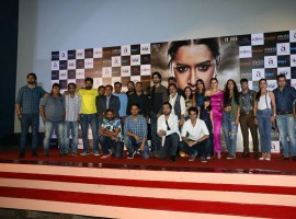 Celebs like Shraddha Kapoor, Siddhanth Kapoor, Ankur Bhatia and Team Haseena Parkar at the trailer launch.