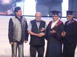 Whistling Woods International celebrated the 10th Annual Convocation ceremony.