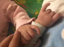 Filmmaker Karan Johar on Tuesday took to Instagram to share a photograph of him holding the hands of his children.