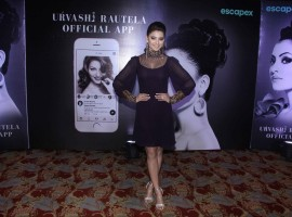 Model-actress Urvashi Rautela on Wednesday launched her own app named after her. She says the app will provide an insight into her personal life. Urvashi, who represented India at Miss Universe in 2015, has partnered with US-based technology firm escapeX for the app.