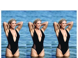 Frankie Essex continues to show her incredible weight loss images.