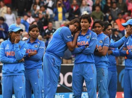 This was the fourth World Cup title for the English girls. They had earlier emerged champions in 1973, 1993 and 2009. They are second most successful nation in this tournament after Australia who have seven titles to their name. It was deja vu for India as this is the second time they have fallen at the final hurdle. They had lost by 98 runs to Australia in the final of the 2005 edition. Electing to bat first, England produced a competitive total of 228 for seven in their 50 overs. The Indian eves rode on half-centuries from opener Punam Raut and Harmanpreet Kaur to almost overhaul the target.