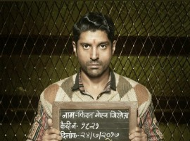 A simple man from Moradabad, Kishen Mohan Girotra had a dream of making it big as a singer, but as fate turns out, he is convicted of an alleged high-profile murder, and is sent to one of the most dreaded jails -Lucknow Central. Farhan to Twitter sharing,