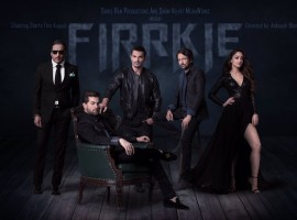 Here is the first look poster of Firrkie movie starring Neil Nitin Mukesh, Karan Singh Grover, Jackie Shroff, Kay Kay Menon, Sandeepa Dhar in the lead role.