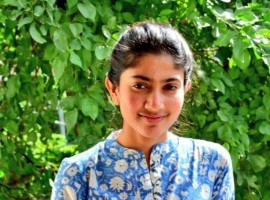 Actress Sai Pallavi is on cloud nine with the overall reception for her Telugu debut