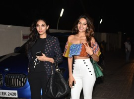 The films special screening witnessed the presence of many celebrities from Bollywood.