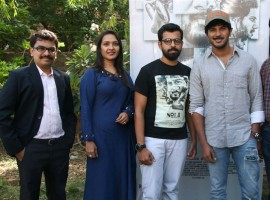 Tamil Solo press meet held at Chennai. Celebs like Dulquer Salmaan, Bejoy Nambiar, Anil Jain, Mani Ratnam, Rajiv Menon, Sheetal Menon, Abraham Mathew and others graced the event.