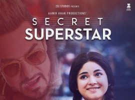 Here's the new poster of Secret Superstar.