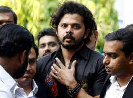 Sreesanth had approached the court last year after the BCCI failed to revoke the life ban though he was exonerated by a Delhi court of the charge of involvement in a spot-fixing scandal, which marred the Indian Premier League in 2013. Sreesanth had to cool his heels in Tihar Central Jail in Delhi in May 2013 in the case. He was arrested by the Delhi Police in Mumbai on May 17 that year along with former Rajasthan Royals teammates Ajit Chandila and Ankeet Chavan. The BCCI's Disciplinary Committee headed by present Union Finance Minister Arun Jaitley had slapped a life-time ban on Sreesanth and Chavan on September 13, 2013. Sreesanth was present in the High Court when it gave the verdict, and asserted that he is noew determined kick-start his cricket career.