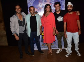 The Team of Fukrey consisting of Pulkit Samrat, Richa Chadda, Varun Sharma, Ali Fazal and Manjot Singh along with producer Ritesh Sidhwani regrouped last evening to mark the arrival of the teaser of 'Fukrey Returns'. At a special preview of the teaser, the Fukrey team not only recreated their magic but also gave a sense of Deja vu as they exhibited their infectious energy. The Fukrey team came together to mark the commencement of their upcoming journey of 'Fukrey Returns' which is a sequel to 2013 release 'Fukrey'.