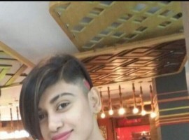 Actress Oviya new hair style after Bigg Boss Tamil.