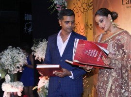 Bipasha Basu at 'The Great Indian Wedding Book' launch event in Mumbai.