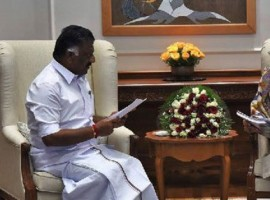 Former Tamil Nadu Chief Minister O. Panneerselvam met Prime Minister Narendra Modi on Monday and discussed the political situation in the state, including the possibility of the merger of AIADMK factions. Talking to the media, he said he had detailed discussions with the Prime Minister on the prevailing political situation, the stance of Tamil Nadu government headed by K. Palanisamy and the problems facing the state. Asked if it would be right to speculate that the merger of the two AIADMK factions headed by him and the Chief Minister came up for discussion, Panneerselvam said: