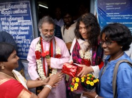 Civil rights activist Irom Chanu Sharmila on Thursday married her lover Desmond Coutinho in Kodaikanal in Tamil Nadu.