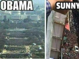Sunny Leone's husband Daniel Weber shared a meme as well.