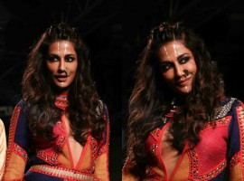 Designer Neha Agarwal presented a fascinating women's wear collection