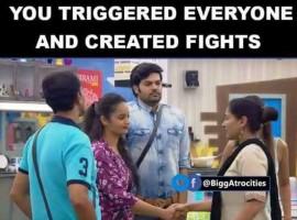 Bigg Boss Tamil: Gayathri Raghuram Memes goes viral in Social Media.