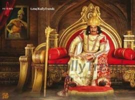 The first look poster of Vadivelu-starrer historic comedy drama