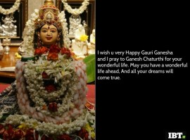 Managla Gowri Vrata is celebrated with pomp and piety in India.