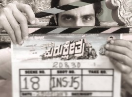 Sonu is seen holding a clapperboard in his hands in a black and white photo, which he tweeted on Tuesday. He captioned it: