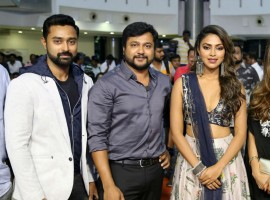 Tamil movie Thiruttu Payale 2 audio launch event held at Chennai. Celebs like Vijay Sethupathi, Bobby Simha, Prasanna, Amala Paul and others graced the event.