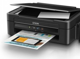 Extending its Inktank printers range, global printing solutions provider Epson on Tuesday launched its first A3-size multi-functional InkTank printer -- L1455 in India at a price of Rs 70,899. Designed for corporate use, L1455 can print documents, spreadsheets, diagrams and charts up to A3-size, with a maximum resolution of 4800dpi. It also supports copying and faxing.