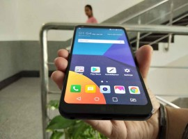 Smartphones with an 18:9 aspect ratio are becoming a rage in the Indian market and South Korean tech major LG is the latest to join the bandwagon with its