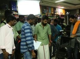 Annadurai is an upcoming Tamil movie directed by G. Srinivasan and produced by Radikaa Sarathkumar.