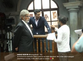 The 2016 Indian courtroom drama social thriller film- Pink completed one glorious year on September 16th. It starred Amitabh Bachchan, Taapsee Pannu, Kirti Kulhari, Angad Bedi, Andrea Tariang, Piyush Mishra, and Dhritiman Chatterjee.