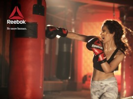Standing by its philosophy of Fitness is life, leading fitness brand Reebok has come up with second edition of its #FitToFight campaign with Bollywood actress Kangana Ranaut. This year the campaign fights looming gender demons of eve-teasing. Launched last year, the #FitToFight campaign with Kangana inspired women to become better versions of themselves, not just physically but also mentally and socially. It culminated with the brand's first #FitToFight award ceremony where stories of women heroes like Deepa Malik and Geeta Tandon were recognised.