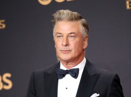 Actor Alec Baldwin walked away with the Outstanding Supporting Actor in a Comedy Series trophy at the 69th Primetime Emmy Awards here for his portrayal of US President Donald Trump on