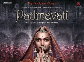 The first poster of the film shows Deepika donning a red lehenga and choli by designer duo Harpreet and Rimple, paired with elaborate Rajasthani jewellery by Tanishq. Some 200 'karigars' (craftsmen) worked for 600 days to create some of the most iconic pieces that will be showcased in the movie. Each piece of jewellery worn in the movie plays a significant role in some of the most crucial scenes such as the celebration of Diwali, Holi, Ghoomer and the Jauhar scenes, said a statement. The poster shows a group of women in veils standing behind Deepika who can be seen standing with folded hands. The actress is essaying the role of Rani Padmavati of Chittore.