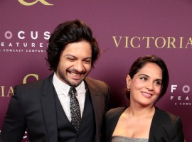 "Last week Actor Ali Fazal has confirmed that he is dating his Fukrey co-star Richa Chadha and says he is in a very happy space of life. Richa, too, has confirmed to an entertainment website that she was the girl in Los Angeles with Ali last year, when he spoke of being with his girlfriend in LA. She said. ""I was the girl in Los Angeles."""