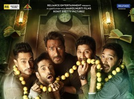 Golmaal Again is an upcoming Indian film directed and co-produced by Rohit Shetty under Rohit Shetty Productions banner.