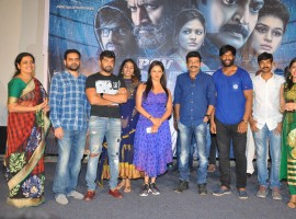 PSV Garuda Vega teaser launch event held at Hyderabad. Celebs like Rajasekhar, Pooja Kumar, M Koteswara Raju, Sri Charan, Srikanth Ramisetty, Dharmendra Kakarala and others graced the event.