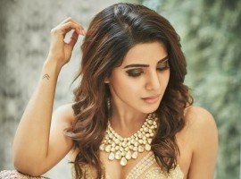 Actress Samantha Ruth Prabhu's latest pics.