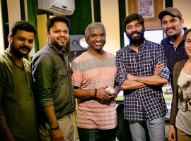 Actor Dhanush sings the song, Local Sarakkaa Foreign Sarakkaa for Padaiveeran movie.