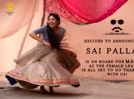 Actress Sai Pallavi has been roped in as the leading lady of Dhanush starrer upcoming Tamil action-comedy