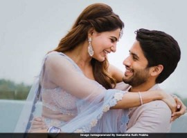 Naga Chaitanya and Samantha's Wedding pics.