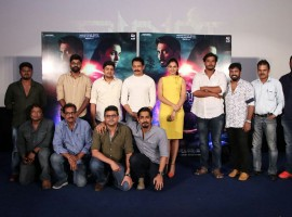 Tamil movie Aval Press Meet event held at Chennai. Celebs like Siddharth, Andrea Jeremiah, Atul Kulkarni graced the event.