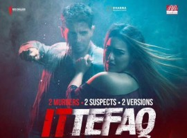 Ittefaq movie poster.