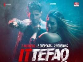 Ittefaq movie poster.