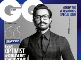Aamir Khan, after finishing the shoot for Dangal was seen featuring on the cover of GQ magazine last year. Now the actor has once again graced the cover of the same magazine before the release of his upcoming film 'Secret Superstar', this time sporting the look of his next film Thugs of Hindostan. The actor made an appearance on the GQ Men of the Year special as they tagged him as the Creative Maverick of the year for the contribution his production house, Aamir Khan Productions has made to cinema. What is very interesting is how both the covers show us a story of Aamir Khan's physical transformation in the recent time.