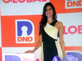 Ahana Kumbhar at the launch of a mosquito repellent in Mumbai.