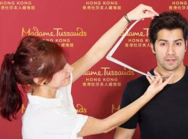 Bollywood actor Varun Dhawan's first ever wax figure will be the fourth from India to join Madame Tussauds Hong Kong with those of Mahatma Gandhi, Narendra Modi and Amitabh Bachchan currently on display. He will unveil it in the first quarter of 2018.